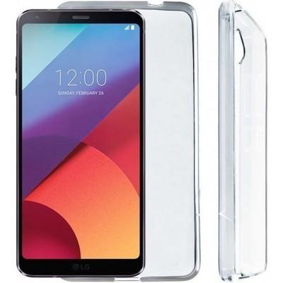 Case TPU White για LG G6