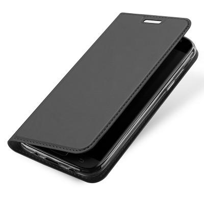 Case Flip Cover Black για Samsung Galaxy J3 (2017)