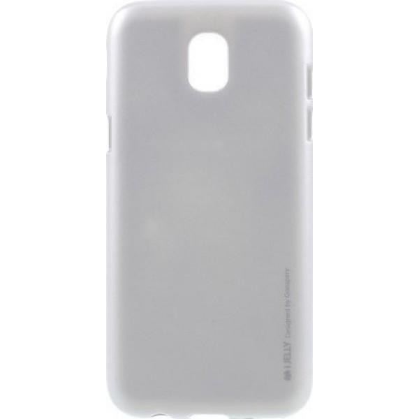 Case TPU Cover White για Samsung Galaxy J530 (2017)