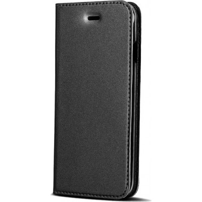 Case Flip Cover Black για Xiaomi Redmi 4X