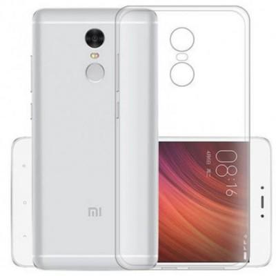 Case TPU Clear για Xiaomi Redmi 4x