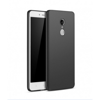 Case TPU Black για Xiaomi Redmi Note 4