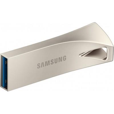 Samsung Bar Plus 64GB USB 3.1 Silver