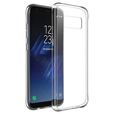 Case TPU Clear για Samsung Galaxy S8 Plus